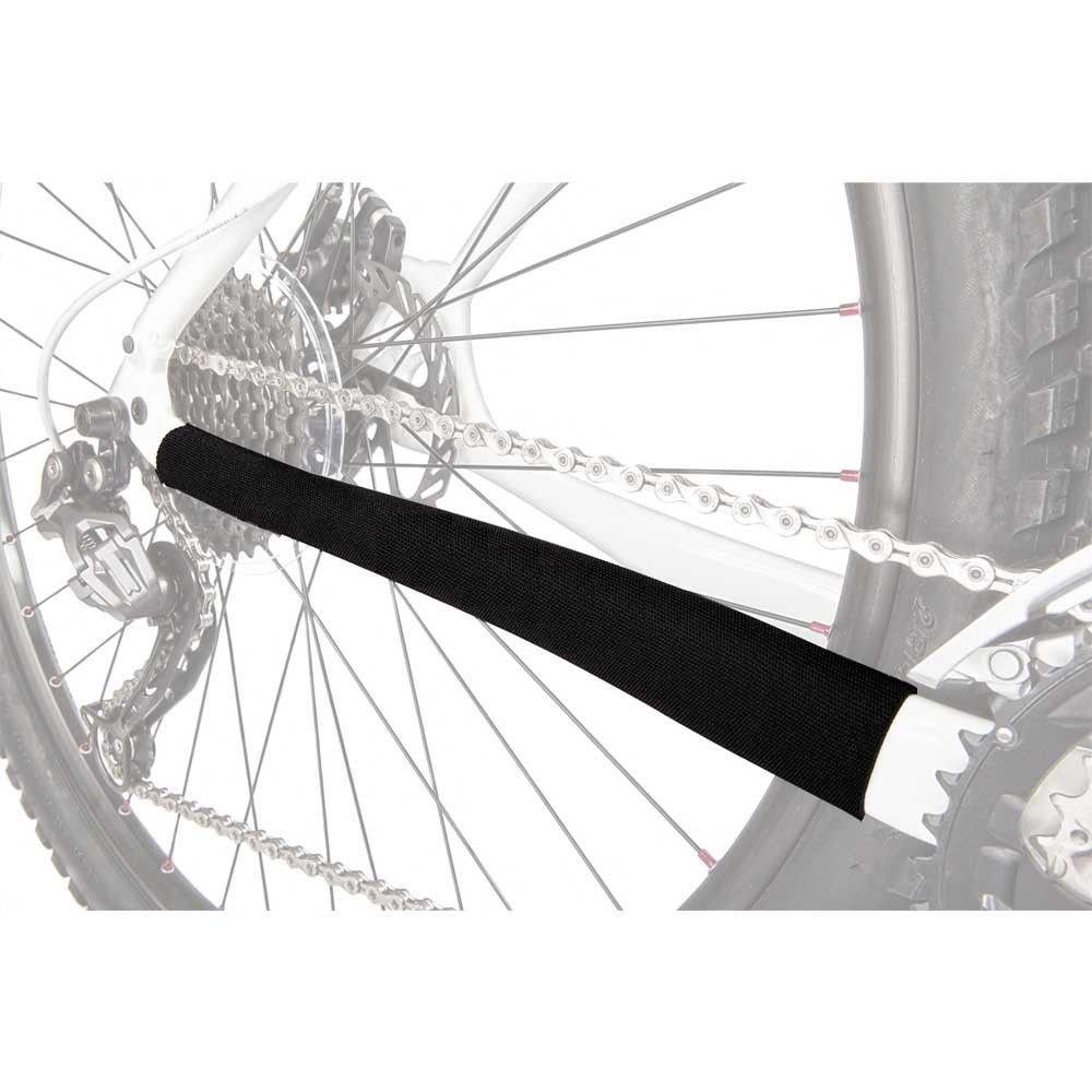 New Cycling Bike Bicycle Chain Stay Protector Pad SAINT Logo Reflective